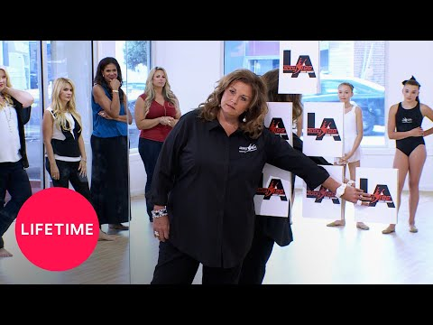 Dance Moms: Let's Get to the Pyramid (Season 6 Flashback) | Lifetime