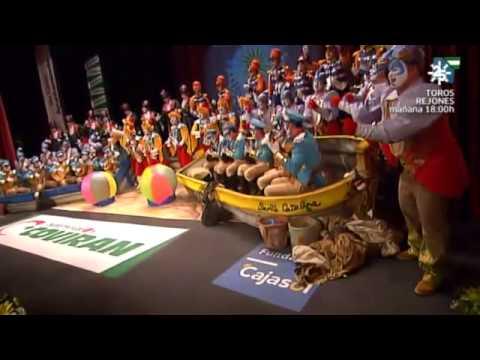 Coro, El Circo del Sol - Gran Final