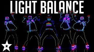 Video Light Balance FINALIST | ALL Performances | America's Got Talent 2017 MP3, 3GP, MP4, WEBM, AVI, FLV Januari 2019
