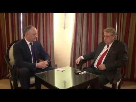 Президент страны провел встречу с Эльмаром Броком, депутат Европейского парламента
