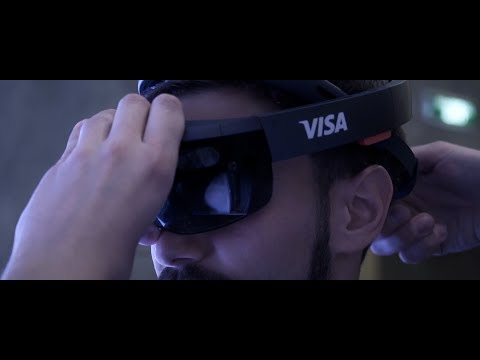 FIFA World Cup – Visa's Football Shooting Experience