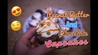 OMG IF YOU LIKE Peanut butter and CHOCOLATE you NEED TO MAKE THIS CUPCAKES.This is really easy to make and i swear it's one of the best cupcakes in the WORLD!http://www.cookwithmel.it/https://www.instagram.com/cookwithmel/My App:http://www.148apps.com/app/1079014673/My Facebook Page:https://www.facebook.com/cookwithmel2/?ref=bookmarksMy last video:https://www.youtube.com/watch?v=IX7-6vSxR1kMy beauty channel:https://www.youtube.com/user/singermelthBusiness mail:info@cookwithmel.it
