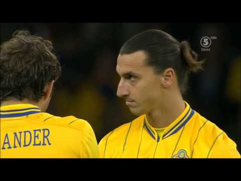 Zlatan Ibrahimović | Germany 4-4 Sweden | 2014 FIFA World Cup Qualification Matchday 4