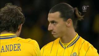 Video Zlatan Ibrahimović | Germany 4-4 Sweden | 2014 FIFA World Cup Qualification Matchday 4 MP3, 3GP, MP4, WEBM, AVI, FLV April 2019