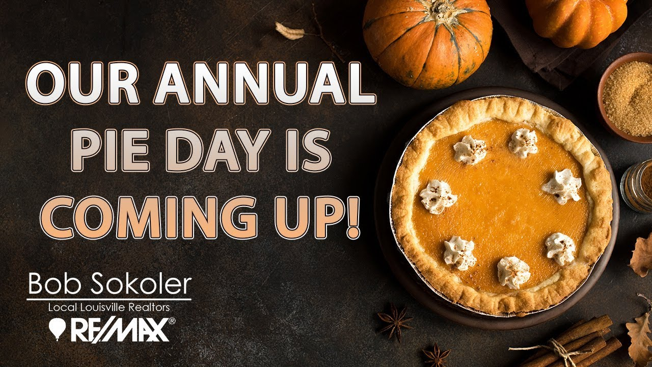 Our Annual Thanksgiving Pie Giveaway Is Almost Here