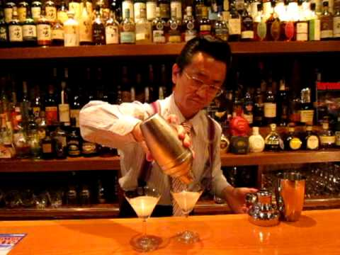 Cocktail Shaker Top Tokyo Bartender