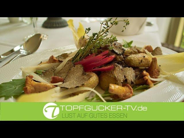 Rinderfilet, vom argentinischen Rind, medium in Trüffelbutter | Rezeptempfehlung Topfgucker-TV