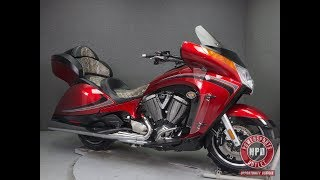 5. 2013  VICTORY  VISION TOUR W/ABS - National Powersports Distributors