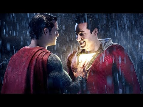 SHAZAAM SUPERMAN End Credits Scene REVEALED