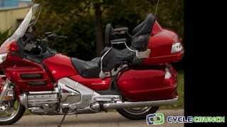 4. 2008 Honda GL18P Gold Wing Premium Audio FOR SALE
