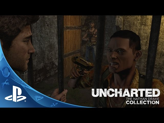 UNCHARTED: The Nathan Drake Collection (10/9/2015) - #UnchartedMoments   PS4