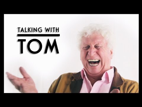 Big Finish's Ad Hoc Interview With The Great Man, Tom Baker