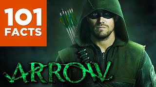 YOU HAVE FAILED THIS CITY. Heheh, you haven't really, but here are some facts about the TV masked vigilante who often shouts that all over the damn place - The Green Arrow, Oliver Queen himself! Who definitely isn't a rip off of Batman, by the way. Nope.Subscribe to 101 Facts Here: http://bit.ly/1MtNBJDFollow 101 Facts on Twitter: https://twitter.com/101Facts1