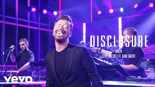 Video Disclosure - Omen (Live on SNL) ft. Sam Smith MP3, 3GP, MP4, WEBM, AVI, FLV Februari 2018