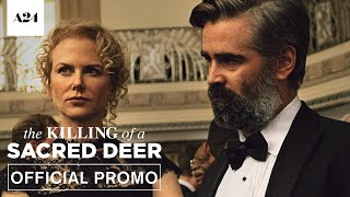 Nonton Christmas Caroling With The Killing Of A Sacred Deer   Official Promo Hd   A24 Film Subtitle Indonesia Streaming Movie Download