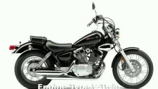 8. 2010 Yamaha V Star 250 Specs, Info
