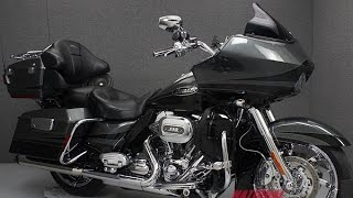 4. 2011  HARLEY DAVIDSON  FLTRUSE CVO ROAD GLIDE ULTRA - National Powersports Distributors