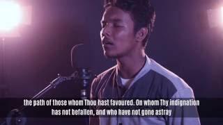 Most Relaxing Voice - AlFatihah Maqam Rast By M Imam An Nasai Video