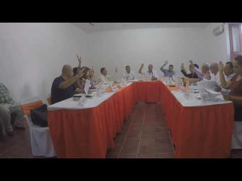 Sesión Ordinaria No. 16 de Ayuntamiento 22 de junio de 2016