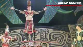 Chaoyang China  city photos : Chaoyang Theatre Beijing Acrobatic Show Trailer