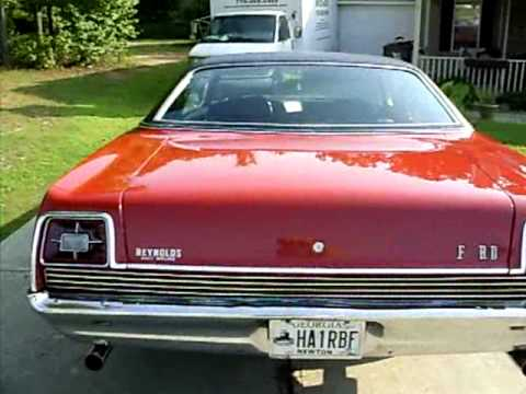 All Original1969 Ford Galaxie 500