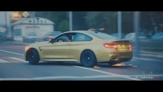 Night Lovell – Still Cold / BMW M4 and Mercedes-Benz S600 (by MAk)
