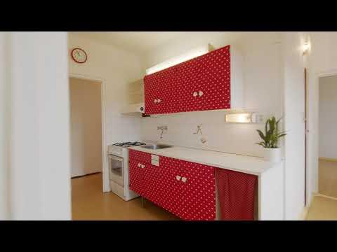 Video Prodej bytu 3+1 65 m2 + 5 m2 lodžie v osobním vlastnictví, Zlín Kúty