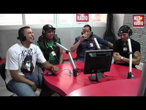 H KAYNE ET LE QUESTIONNAIRE TFE DOW SUR HIT RADIO - 22/05/14