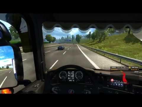 Scania R730 V3.0 Stock V8 sound mod