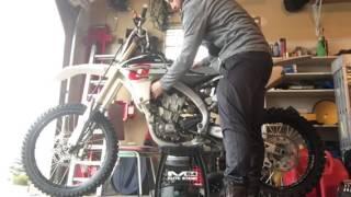 6. 2010 Yamaha YZ450F Start Up
