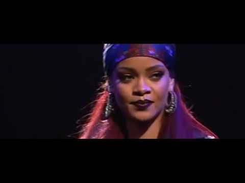 Rihanna - Bitch Better Have My Money (SNL Live)