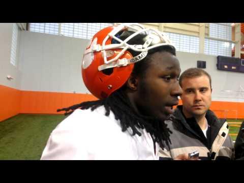 Sammy Watkins 4-4-13 video.