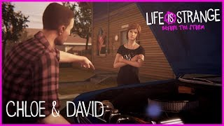 Brand new footage from Life is Strange: Before the Storm