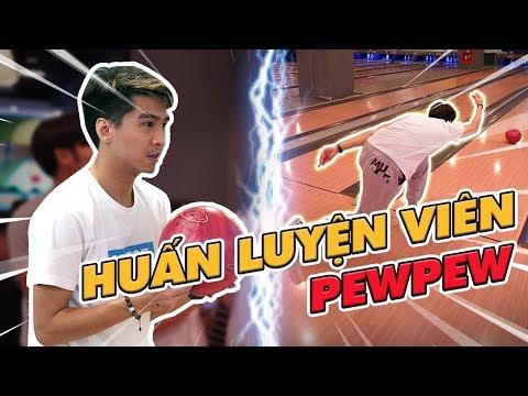 PEWPEW - 1 LẦN TRỞ THÀNH HUẤN LUYỆN VIÊN BOWLING | Daily Vlog 64 - Thời lượng: 8 phút và 16 giây.