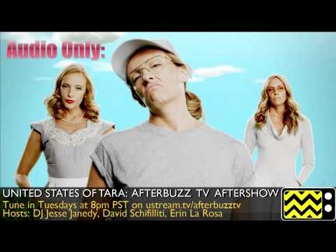 """United States of Tara After Show Season 3 Episode 5 """"Dr. Hatteras' Miracle Elixir""""   AfterBuzz TV"""
