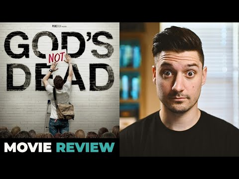 God's Not Dead (2014) - Movie Review