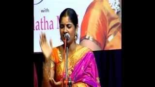 Raga Kharaharapriya - Isai Payanam With Charulatha Mani