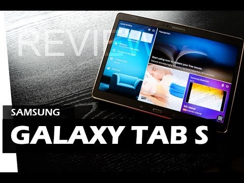 tab - INFO◅ Samsung Galaxy Tab S Reviewed - Galaxy Tab S 10.5 reviewed Compared to the Samsung Galaxy Tab Pro 10.1 Galaxy Tab S 8.4 review ▻MUSIC◅ AudioTreats - h...