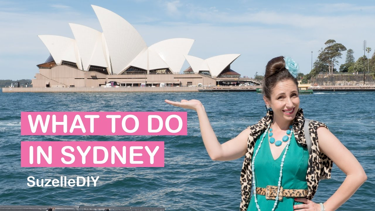 What to do in Sydney-graphic