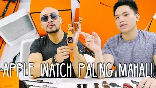 Download Video APPLE WATCH HARGA 30 JUTA?!  (Review Iphone Indonesia with Deddy Corbuzier) MP3 3GP MP4