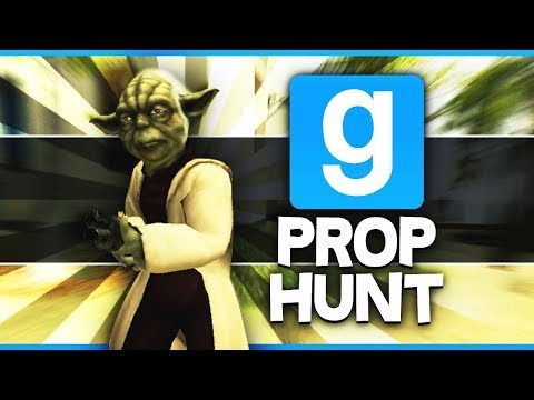 YOU WERE IN THE WALL!!!  Gmod Prop Hunt Funny Moments