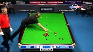 Mark Selby - Mark Williams (Full Match) Snooker Rotterdam Open 2013