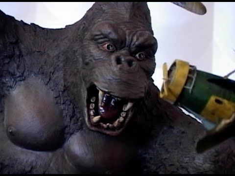 KING KONG 80th Anniversary Video + WIZARD OF OZ Art Show VIdeo
