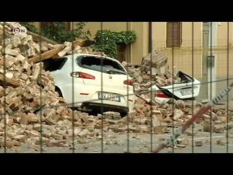 Italy: Living in an Earthquake Zone   European Journal
