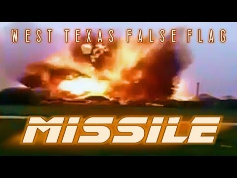 Proof Strike - The actual sound of the missile in West Texas is audible in this video. Audio of the incoming missile can also be heard in the 2 second video at the followin...