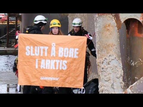 Νορβηγία: Ακτιβιστές κατά των εξορύξεων