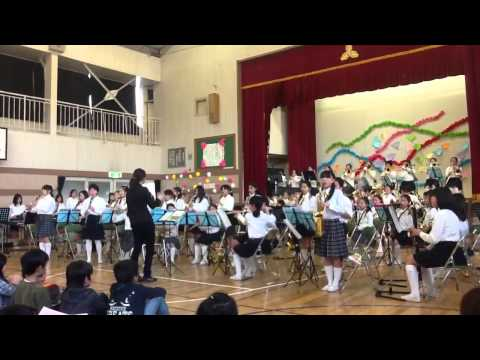 南部小学校校内コンサート3