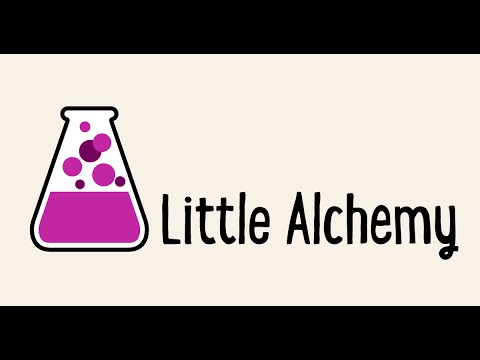 Little Alchemy Full Gameplay Walkthrough