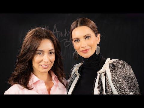 Andreea Berecleanu, de vorba cu Lorena Buhnici