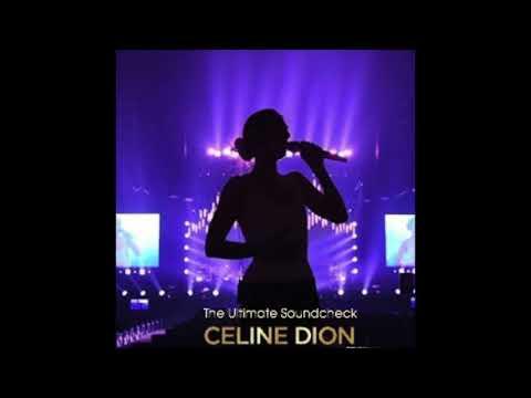 Celine Dion - Valse Adieu / I'm In Here / Encore Un Soir (Soundcheck)